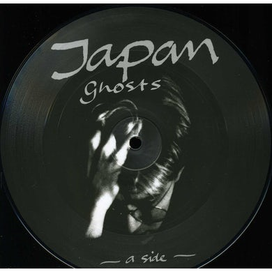 Japan GHOSTS Vinyl Record - UK Release