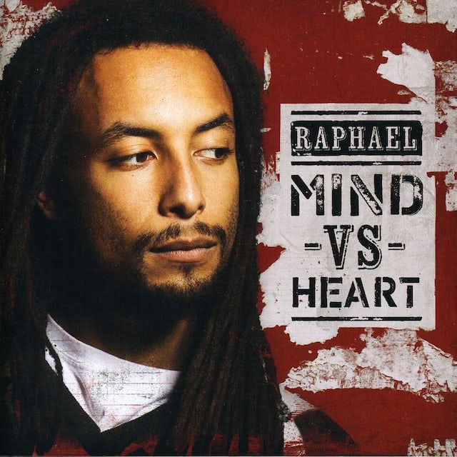 Raphael MIND VS HEART CD