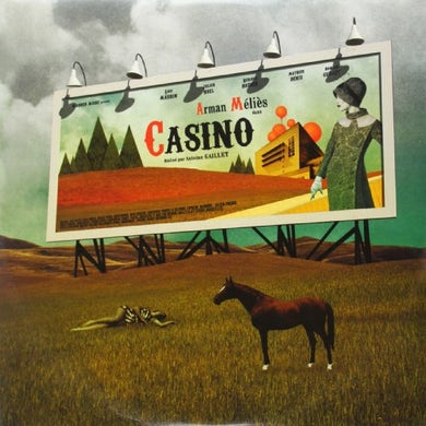 Arman Melies CASINO Vinyl Record