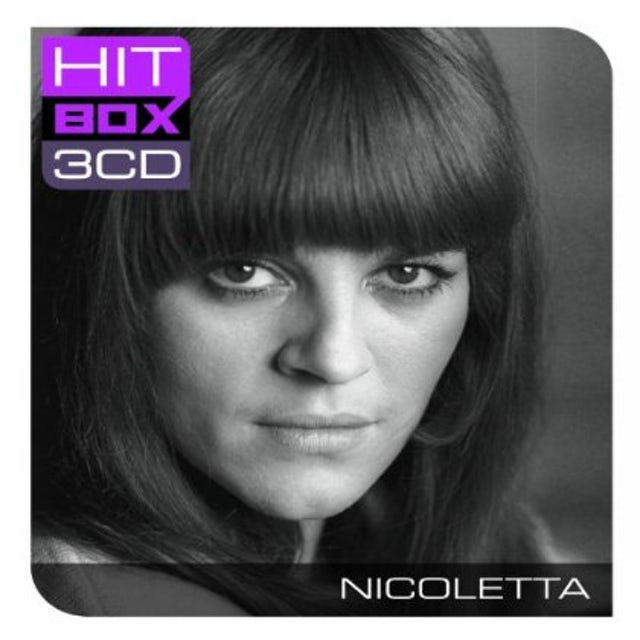 Nicoletta HIT BOX 3CD CD