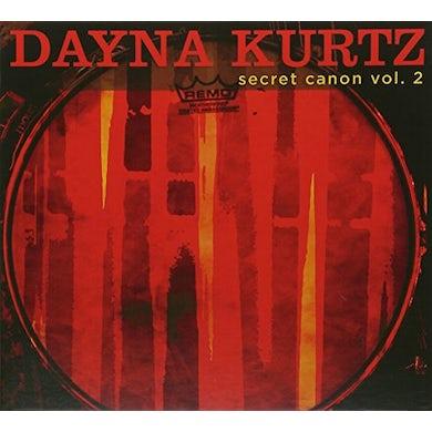Dayna Kurtz SECRET CANON VOL. 2 CD