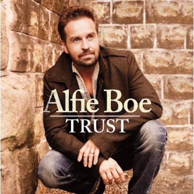 Alfie Boe TRUST CD