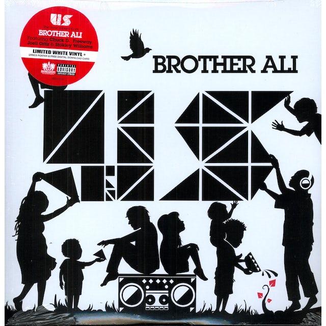 Brother Ali US (UK) (Vinyl)