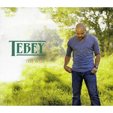 Tebey WAITING CD