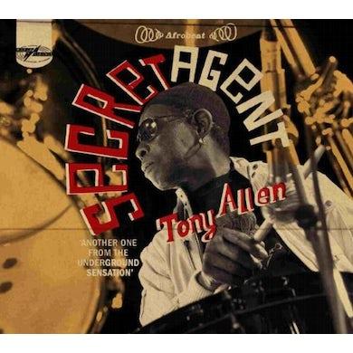 Tony Allen SECRET AGENT (GER) Vinyl Record