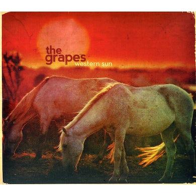 grapes WESTERN SUN CD