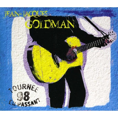 Jean-Jacques Goldman LIVE 98 EN PASSANT CD