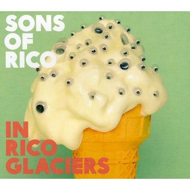 Sons Of Rico IN RICO GLACIERS CD