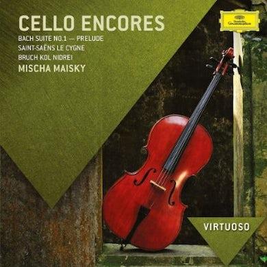 Mischa Maisky VIRTUOSO-CELLO ENCORES CD