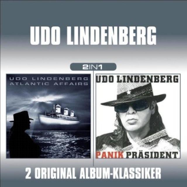 Udo Lindenberg ATLANTIC AFFAIRS/DER PANIK CD