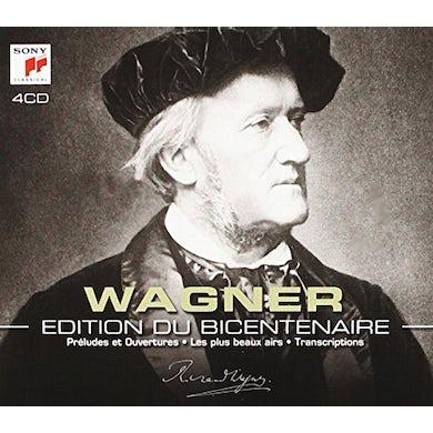 Richard Wagner WAGNER-EDITION DU BICENTENAIRE CD