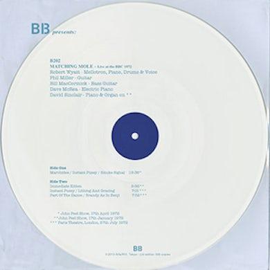 Matching Mole BBC 1972 Vinyl Record
