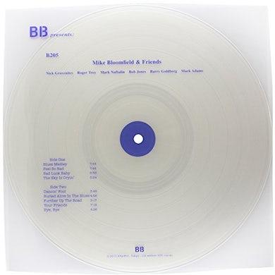 Mike Bloomfield CALIFORNIA 1970S Vinyl Record