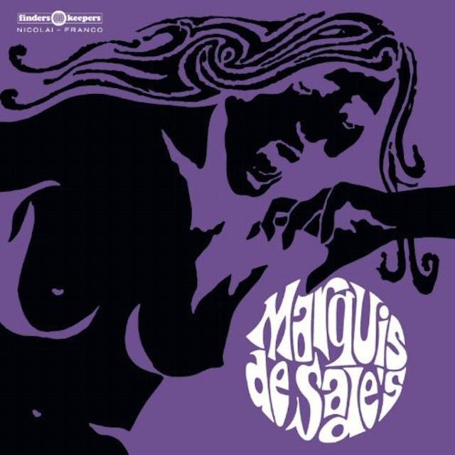 Bruno Nicolai MARQUIS DE SADE Vinyl Record - UK Release