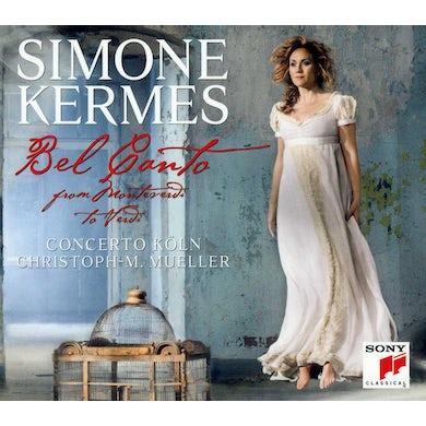 Simone Kermes BEL CANTO CD