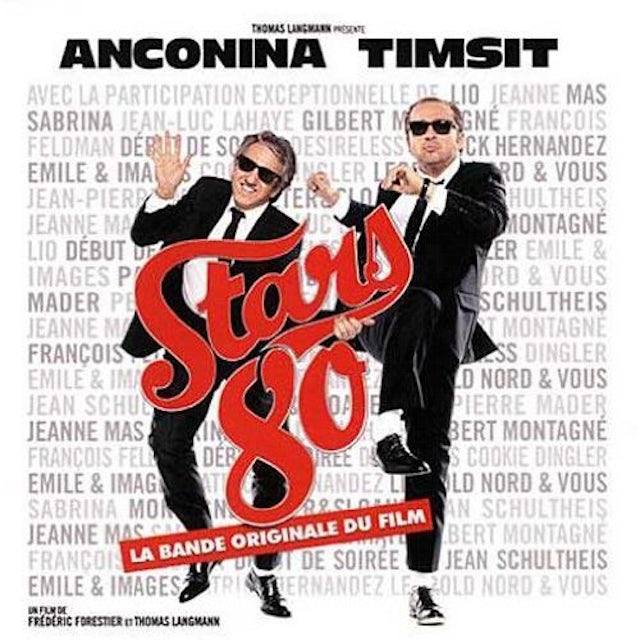 Soundtrack STARS 80 CD