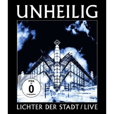 Unheilig LICHTER DER STADT LIVE Blu-ray