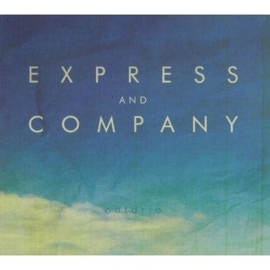 EXPRESS & COMPANY ONTARIO CD