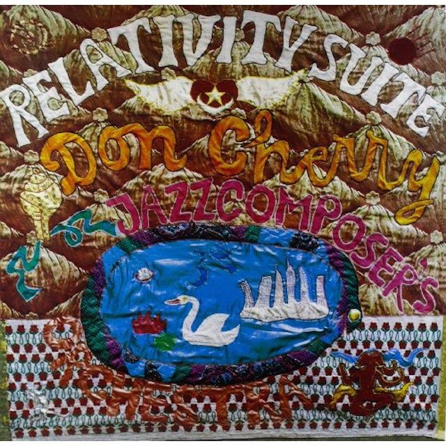 Don Cherry RELATIVITY SUITE Vinyl Record
