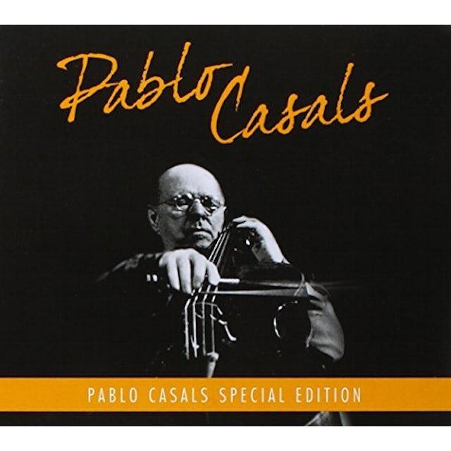 Pablo Casals SPECIAL EDITION CD