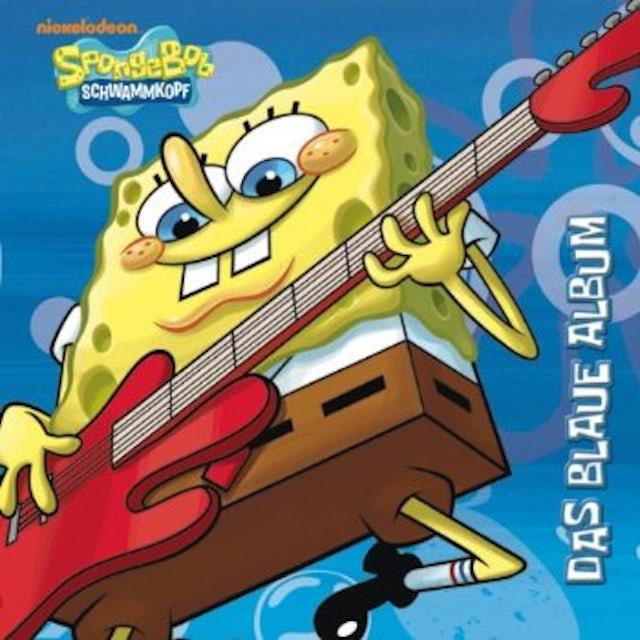 SpongeBob DAS BLAUE ALBUM CD