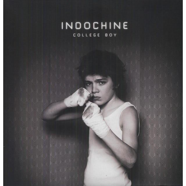 Indochine COLLEGE BOY Vinyl Record