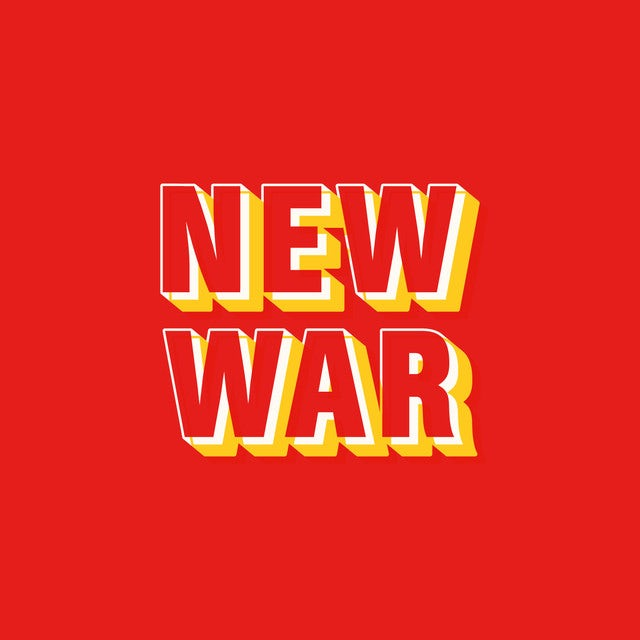 New War Vinyl Record