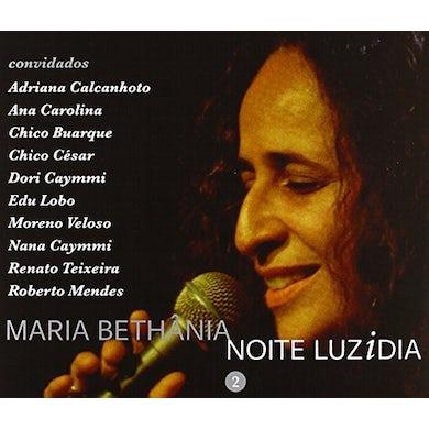 Maria Bethania NOITE LUZIDIA 2 CD