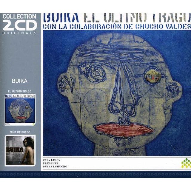 Buika NINA DEL FUEGO/EL ULTIMO TRAGO CD