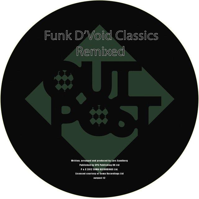 Funk D'Void CLASSICS REMIXED Vinyl Record