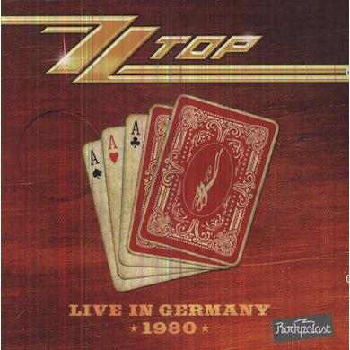 ZZ Top LIVE IN GERMANY CD