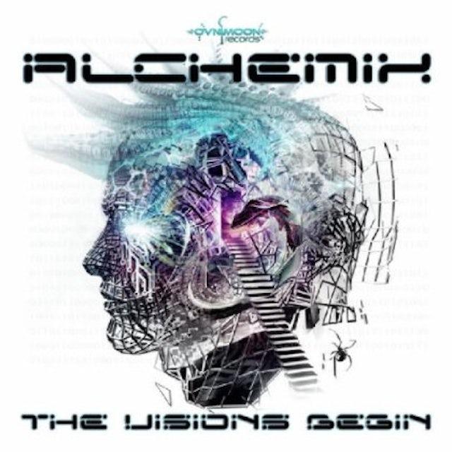 Alchemix VISIONS BEGIN CD