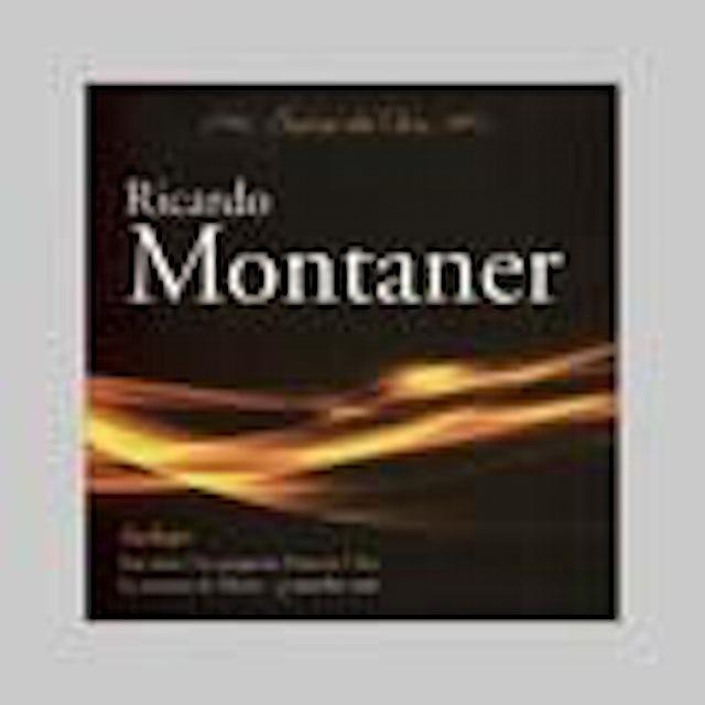 Ricardo Montaner SERIE DE ORO CD