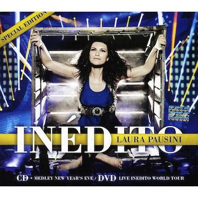 Laura Pausini INEDITO-SPECIAL EDITION-IN SPANISH-(CD 15 TRACKS D CD
