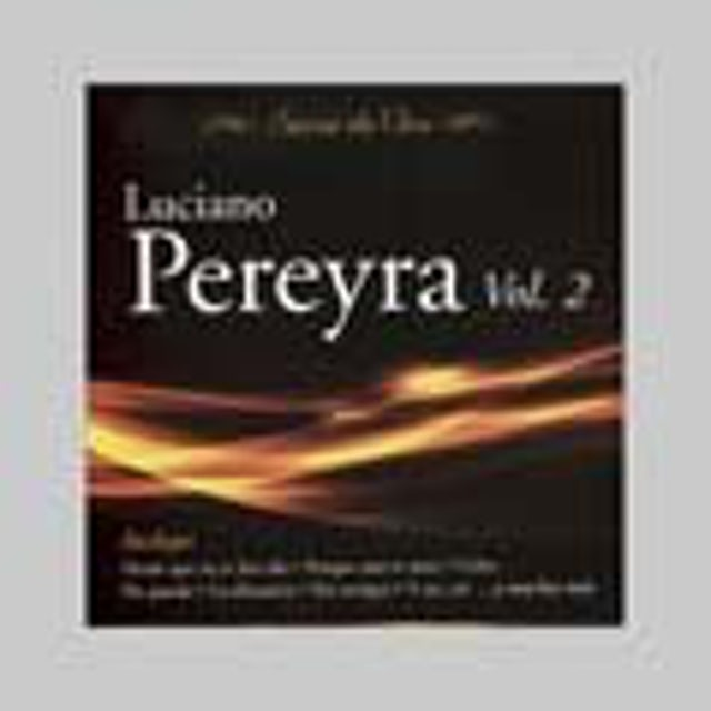 Luciano Pereyra VOL. 2-SERIE DE ORO CD
