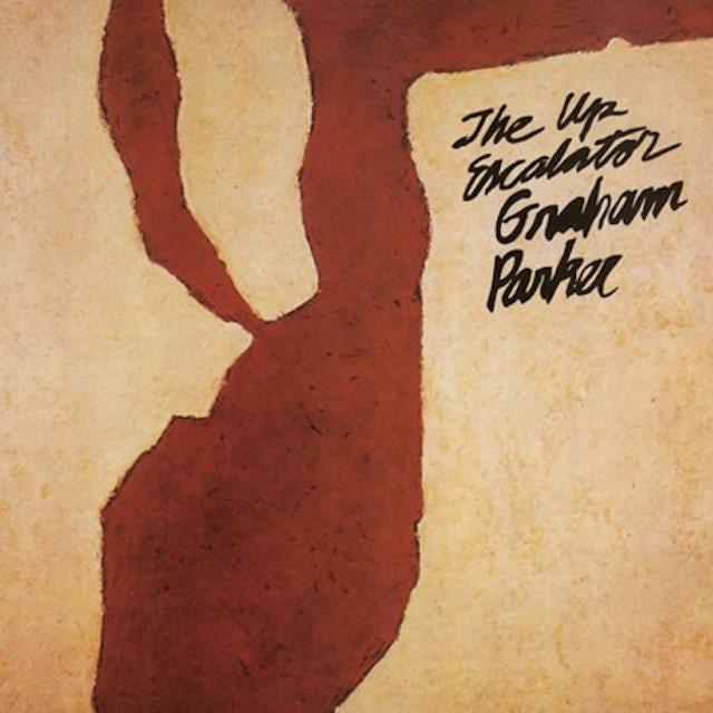 Graham Parker UP ESCALATOR Vinyl Record