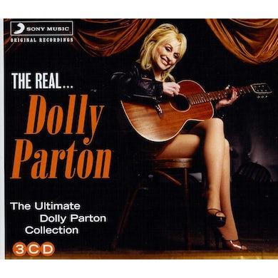 REAL DOLLY PARTON CD