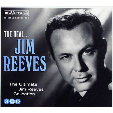 REAL JIM REEVES CD