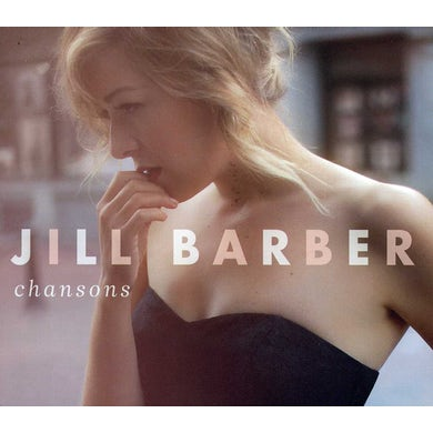 Jill Barber CHANSONS CD