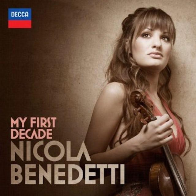 Nicola Benedetti MY FIRST DECADE CD