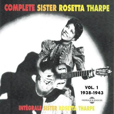 COMPLETE SISTER ROSETTA THARPE VOLU CD