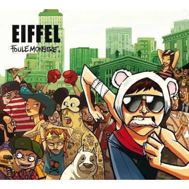 Eiffel FOULE MONSTRE (FRA) Vinyl Record