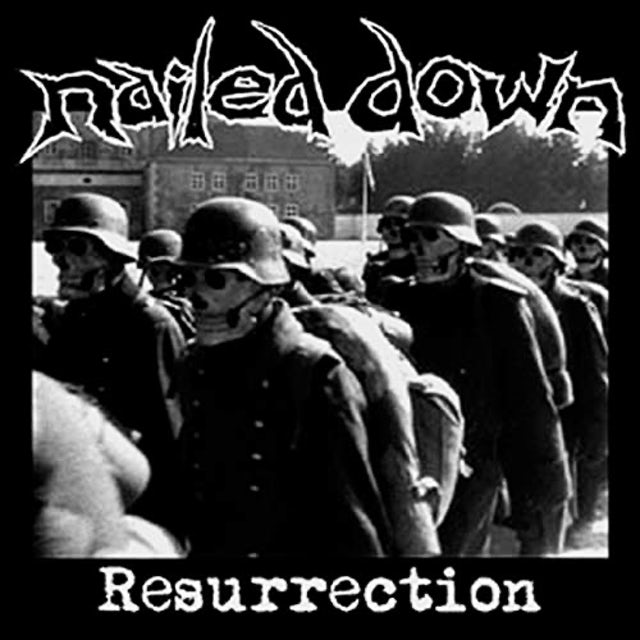 Nailed Down RESURRECTION Vinyl Record