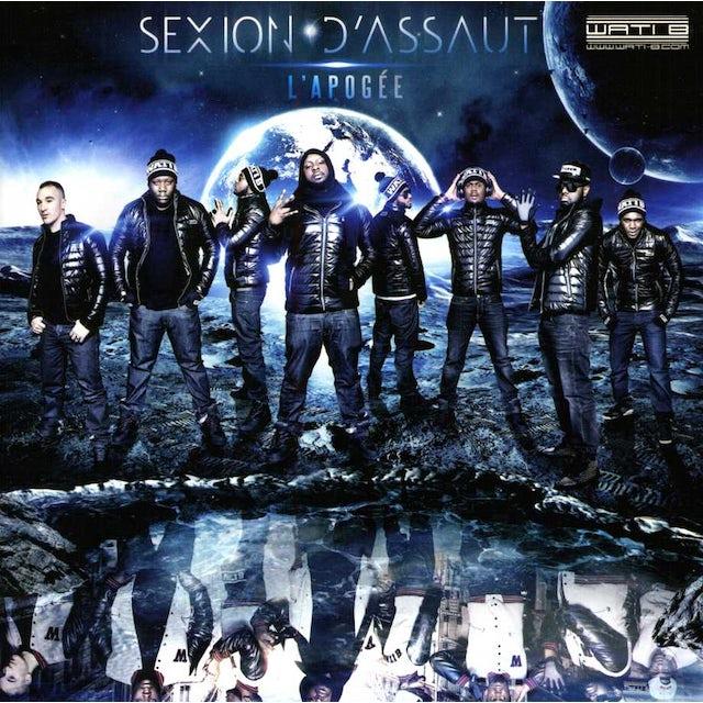 Sexion d'Assaut L'APOGE CD