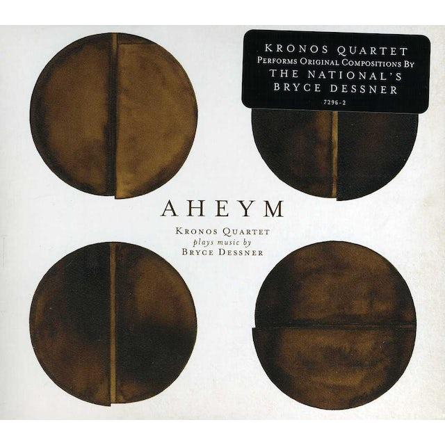 Kronos Quartet AHEYM CD