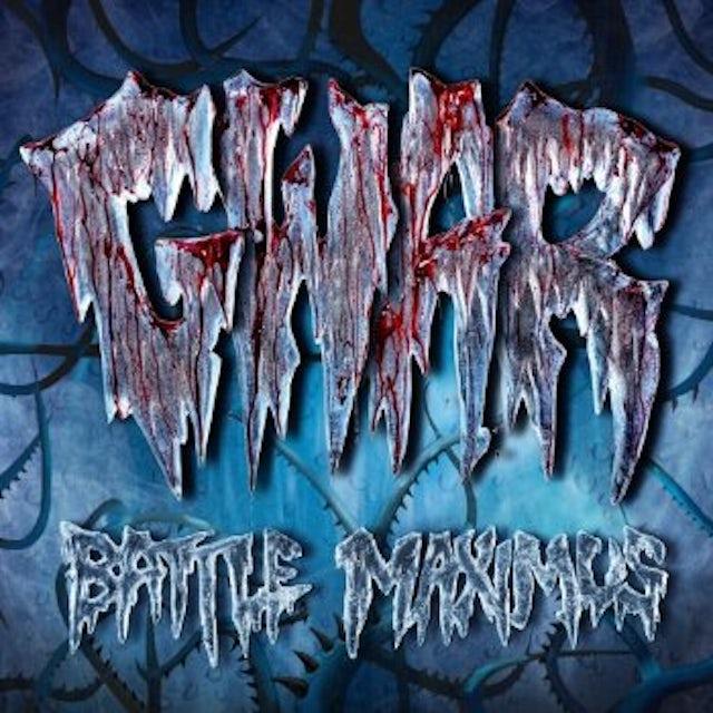 Gwar BATTLE MAXIMUS (EUR ED.) CD