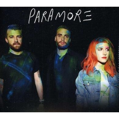 Paramore CD & T-SHIRT BOX BUNDLE (LARGE) CD
