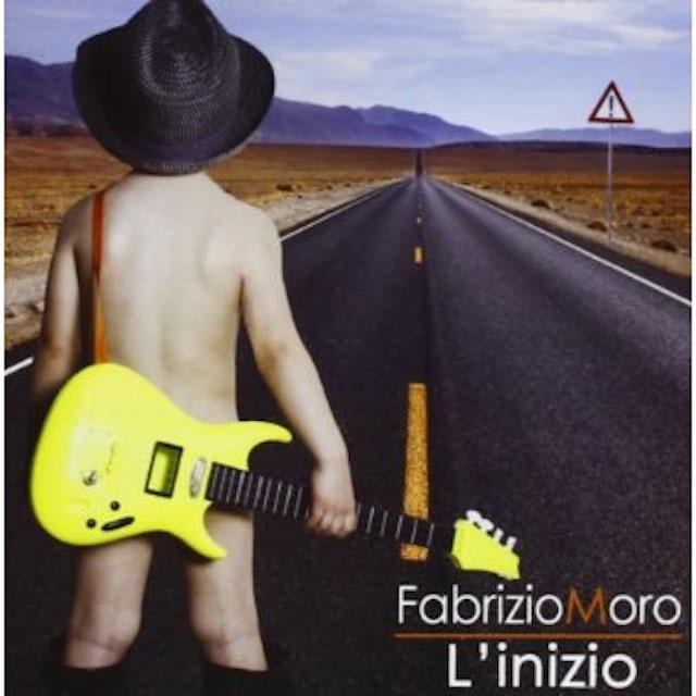 Fabrizio Moro L'INIZIO CD