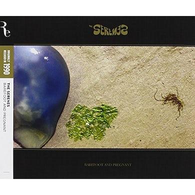 Serenes BAREFOOT & PREGNANT CD