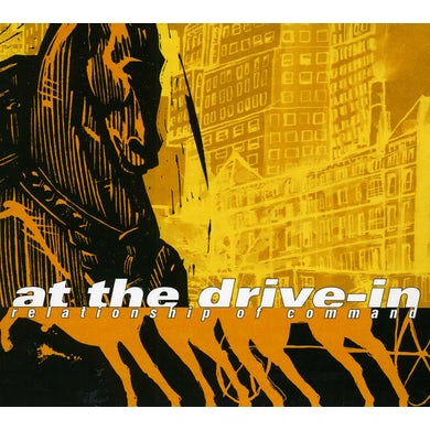 At The Drive-In RELATIONSHIP OF COMMAND CD